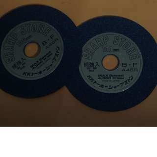 Steel work DIY Project Angle Grinder Disc 100mm Japan