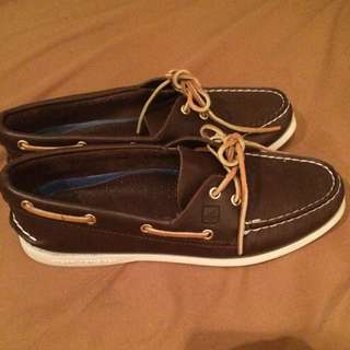 Barely Worn Sperry's