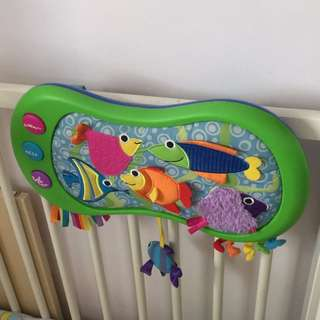 Sassy Saltwater Symphony Crib Activity Toy