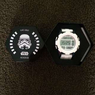 """NIXON LIMITED EDITION """"THE UNIT"""" WATCH"""