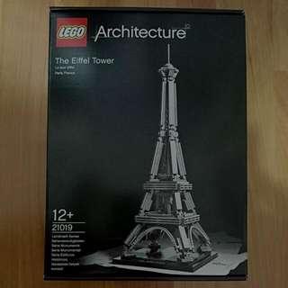 LEGO Eiffel Tower (Architecture Series)
