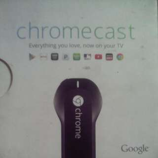 Chromecast Version 1