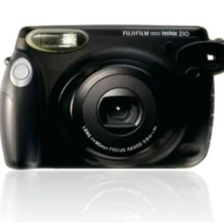 Instax Wide 210 Camera (Recently bought & with warranty)