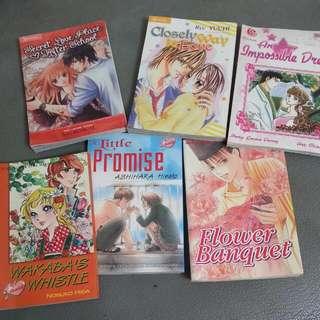 Comics (6 Books)