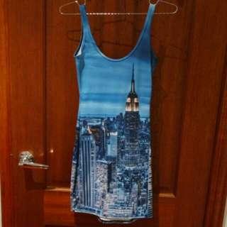 Black Milk New York Skyeline Dress