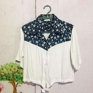 Country Tied Top