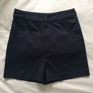 Dangerfield Dark Blue Shorts