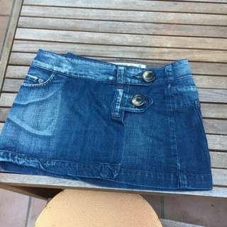 Sickonineteen Mini Skirt