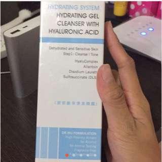 Dr.Wu 玻尿酸保濕潔顏露