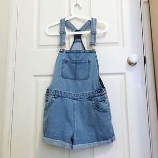 (SOLD PENDING) Free Fusion Overalls