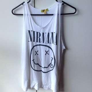 Nirvana Top / Singlet
