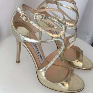 AUTHENTIC Jimmy choo Size 37