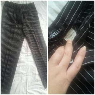 Celana Panjang Bahan Stripe