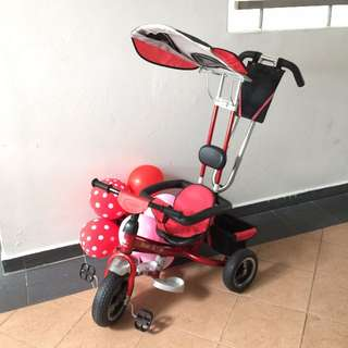 Toddler Tricycle Stroller