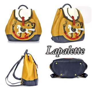 Lapalette 小背包 camel色