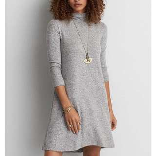 AE Turtleneck Dress