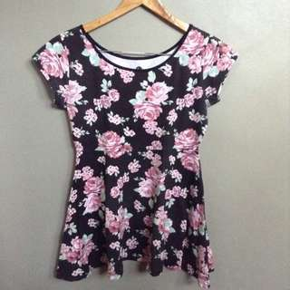 Floral Print Dress from Cotton On