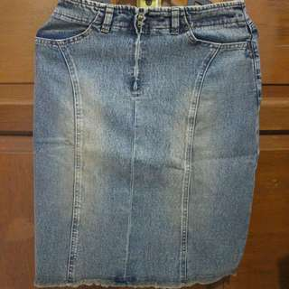 Skirts Jeans Osella
