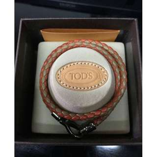 Tods Leather Bracelet