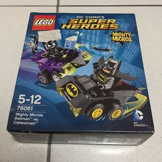 Cheap Authentic Lego 76061 Mighty Micros