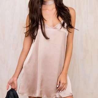 Princess Polly Silk Dress