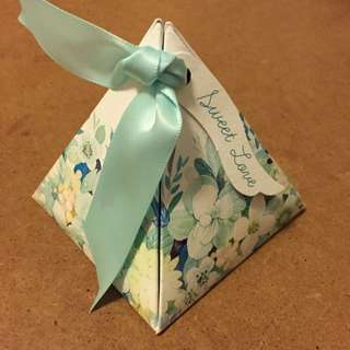 Wedding Gift Boxes 回禮小盒