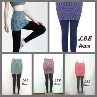 skirt w/ legging #13111