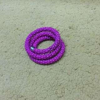 Ethnic Bracelet Pink
