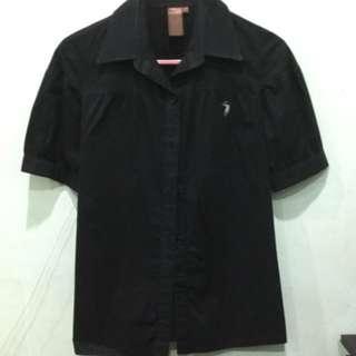Polo Black Blouse