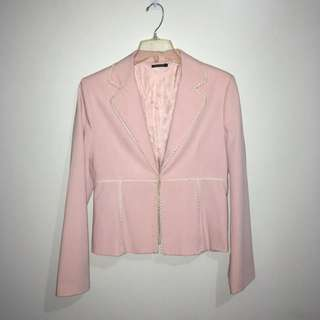 Apple & Eve Blazer (Pink)