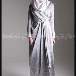 Mahoni Dress Kamiidea