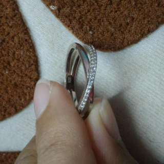 #FreePostage Entwined Silver925 Ring