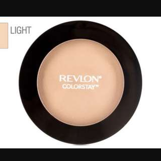 Revlon Pressed Powder Colorstay