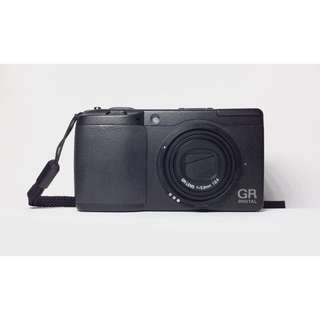 《 RICOH 》理光 GR DIGITAL II