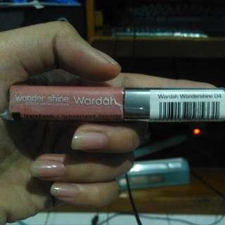 PRELOVED Wardah Wonder Shine Glossy Shine Colour
