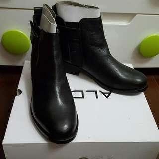 ALDO黑色短靴 踝靴