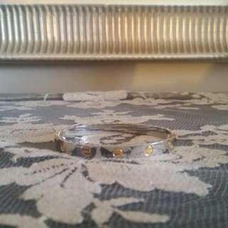 ☆Non Authentic☆Cartier Two-Tone Love Bracelet
