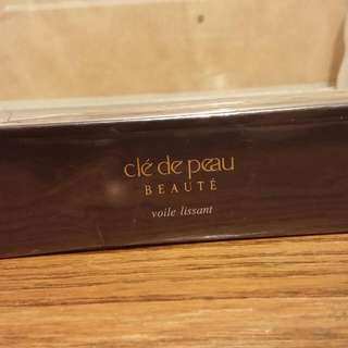 Sale~~日版 Cle De Peau CDP Voile Lissant Make Up Base底霜40g