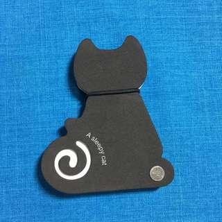 Mini Cat Note Pad