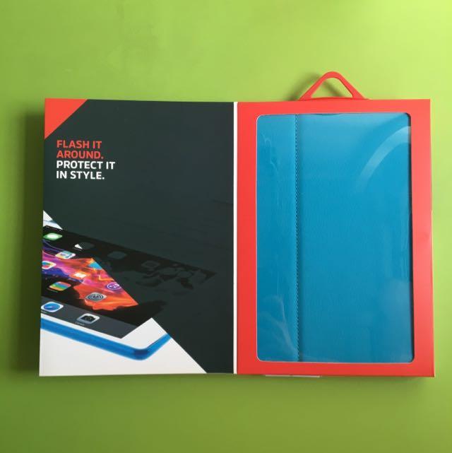 3SIXT Flash Folio / Cover / Case For iPad Mini 1/2/3 (Bright Blue)