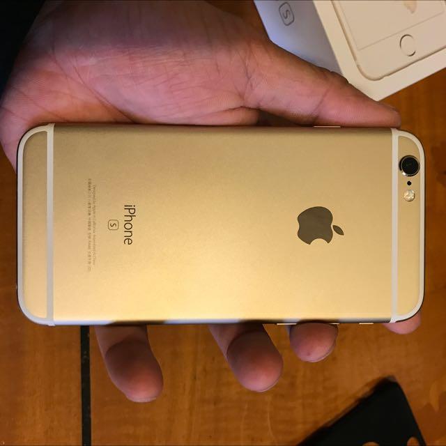 99新外觀無痕 iPhone6s 16G