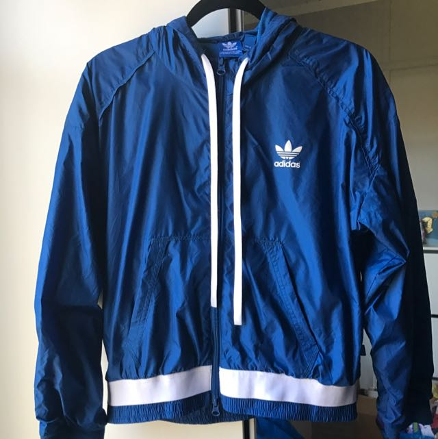 Adidas Originals Blue Windrunner