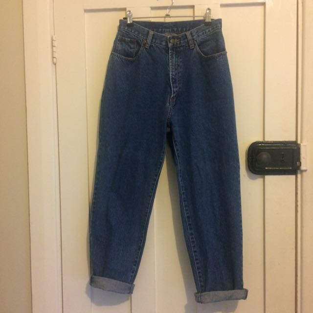 Altered Mom High Waisted Jeans