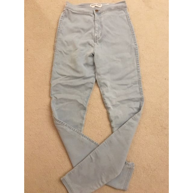 American Apparel Easy Jeans - size M