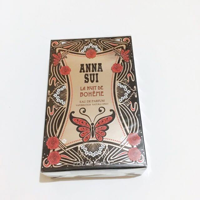 Anna Sui La Nuit de Boheme Eau de Parfum