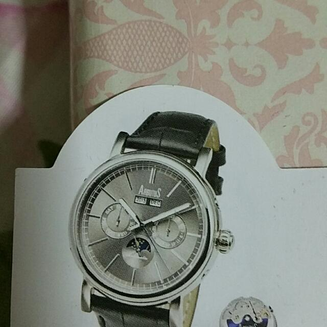12972b875de9 ARBUTUS Automatic Watch (AR913SNB) for sale. Selling for  220. Usual ...