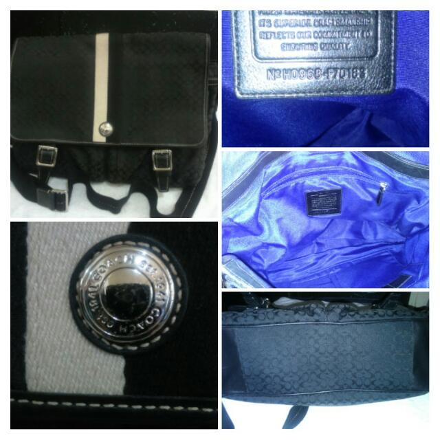 Authentic COACH Massenger bag