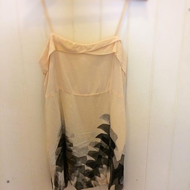 Bec & Bridge Silk Dress