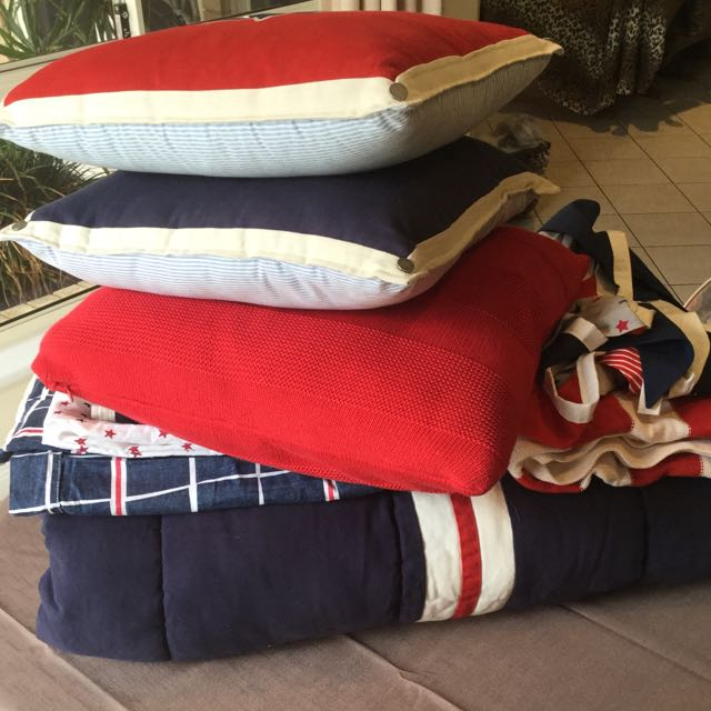 Tommy Hilfiger Bed Sheets
