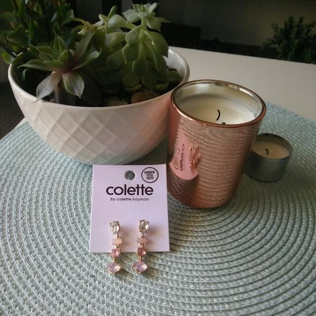 Brand New Colette By Collette Hayman Earrings